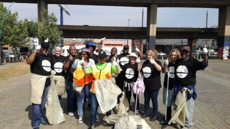 City of Joburg thanks community for clean-up efforts